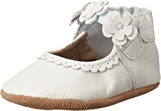 Robeez Baby Girl's Claire Mary Jane Soft Soles (Infant/Todler)