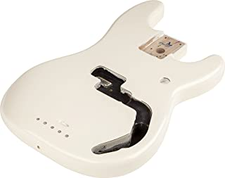 Best fender precision bass arctic white Reviews