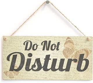Best vintage do not disturb sign Reviews