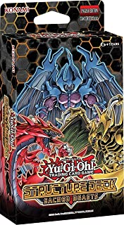 Yugioh TCG Card Game: Sacred Deck