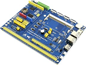 Compute Module IO Board Plus Composite Breakout Board Development Board for Developing with Raspberry Pi CM3 / CM3L / CM3+ / CM3+L,Compatible with Compute Module IO Board V3