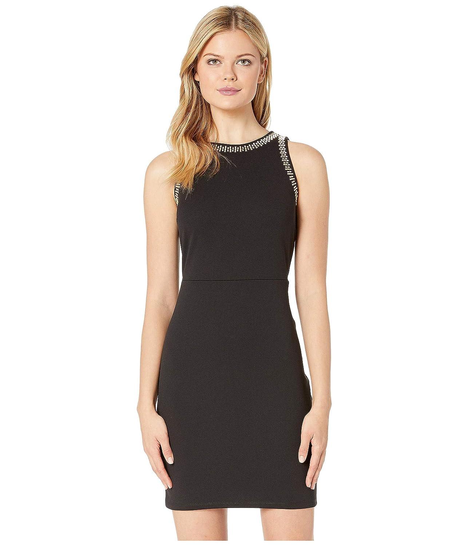 [マイケルコース] レディース ワンピース Heat Stud Rectangular Apron Dress [並行輸入品]