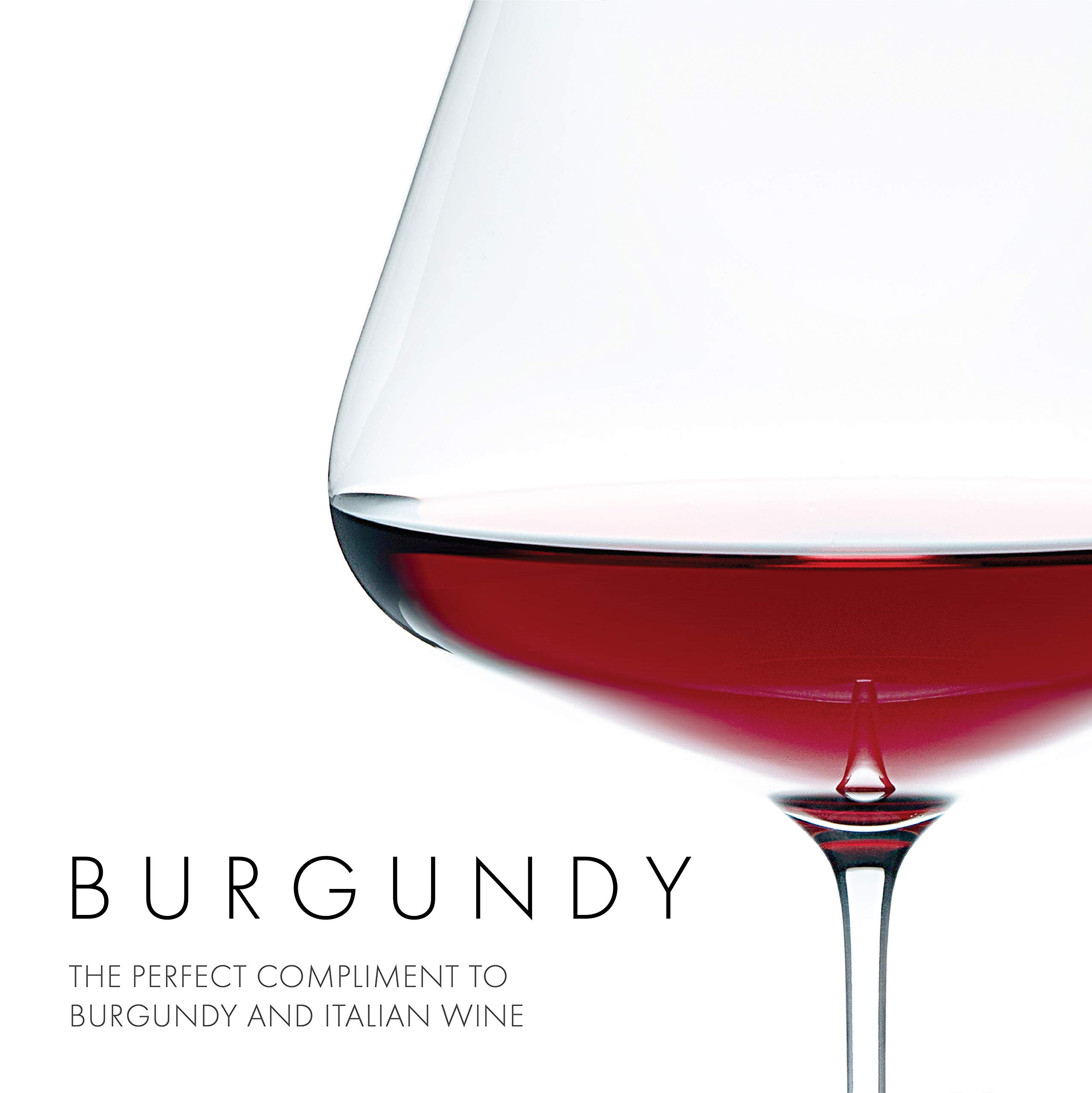Zalto Denk Art Burgundy Wine Glass Set Of 6 Crystal Glasses For Red Wine Like Chardonnay And Pinot Noir Amazon Sg Home