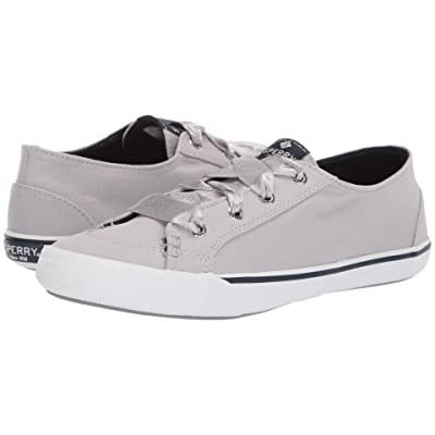 Sperry Lounge LTT Satin Lace (Grey) Women