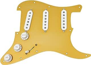 Fender Custom '54 Gold Anodized Loaded Pickguard for Strat