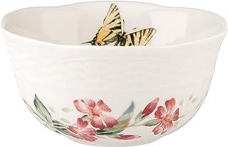 Lenox Butterfly Meadow Candy Bowl, 0.25 LB, Multi
