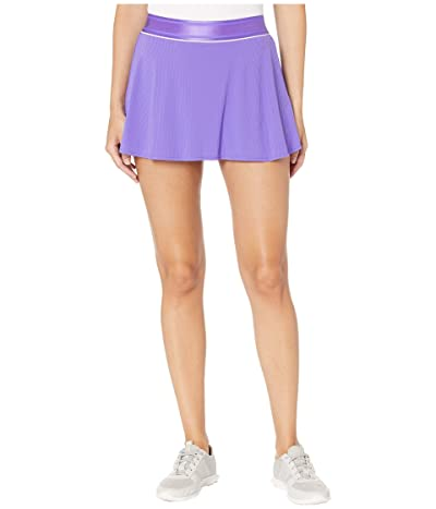Nike Court Dry Skirt Flouncy (Psychic Purple/White/Psychic Purple) Women
