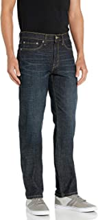 Signature by Levi Strauss & Co. Gold Label Men's Straight Fit Jeans