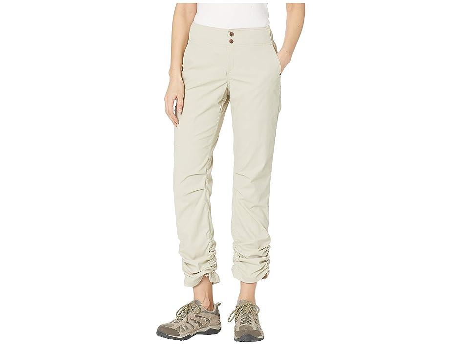 Royal Robbins Jammer II Pants (Light Khaki) Women