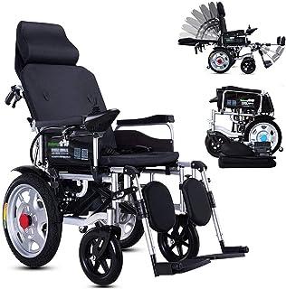 Amazon.es: Sillas de ruedas eléctricas plegables: Salud y ...