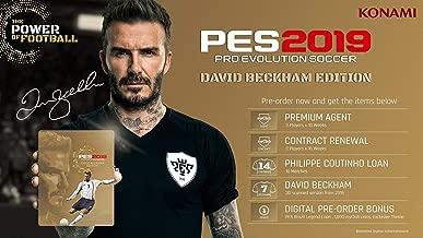Pro Evolution Soccer 2019 - Special David Beckham Edition - Xbox One