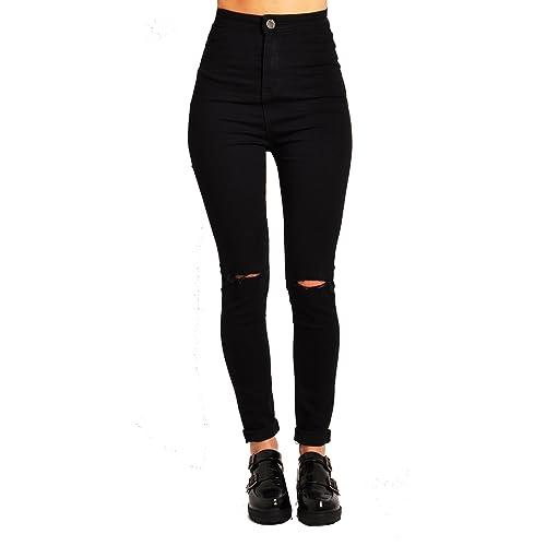 758d34b79e8377 Lily Lulu Apparel disco high waisted skinny jeans pants acid wash denim  skinny jeans White Skinny
