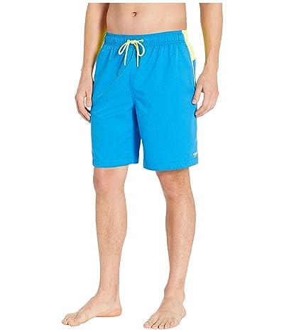 Speedo Marina Edge Volley 20 (Blue/Yellow) Men
