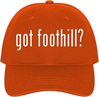 got Foothill? - A Nice Comfortable Adjustable Dad Hat Cap