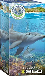 EuroGraphics Dolphins (Save Our Planet) 250-Piece Puzzle