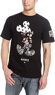 NEFF Disney Collection Mickey Swag T-Shirt, Black, Medium