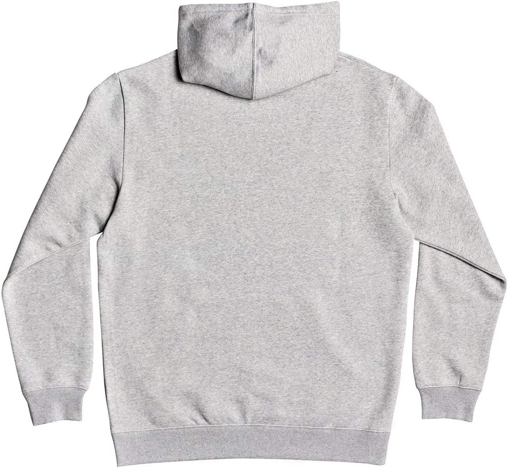 DC Shoes Star - Sweat à Capuche pour Homme ADYFT03264 Noir - Heather Grey