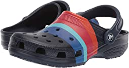 fe07a959ab85 Crocs. Classic Seasonal Graphic Clog.  39.94. 5Rated 5 stars. Navy Multi
