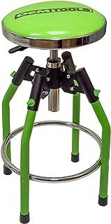 OEMTOOLS Green 24912 Adjustable Hydraulic Shop Stool
