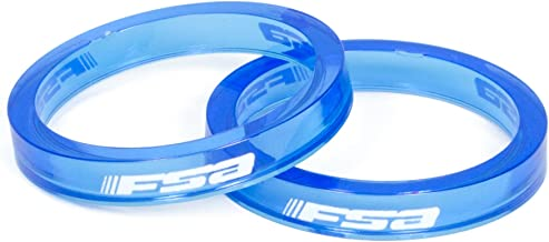 FSA Polycarbonate Headset Spacer-Pack of 10