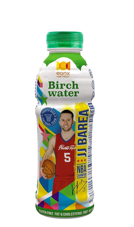 EQNX HARVEST Max 81% OFF Birch Water Year-end gift REGULAR NBA Edition J.J. BAREA Champion