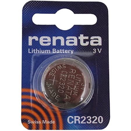 Varta Batteries Electronics Cr2320 Lithium Button Cell Amazon Co Uk Electronics
