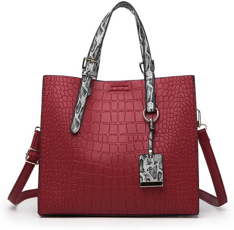 AllhqFashion Women's Fashion Casual Shoulder Bags Crossbody Bags, FBUBD181224