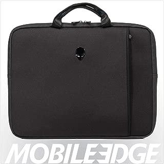Mobile Edge Alienware Vindicator 2.0 Black Laptop Sleeve, 17 Inch, AWV17NS2.0