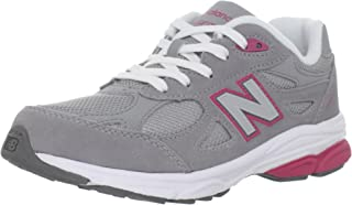 New Balance KJ990 Lace-Up Running Shoe (Toddler/Little Kid/Big Kid)