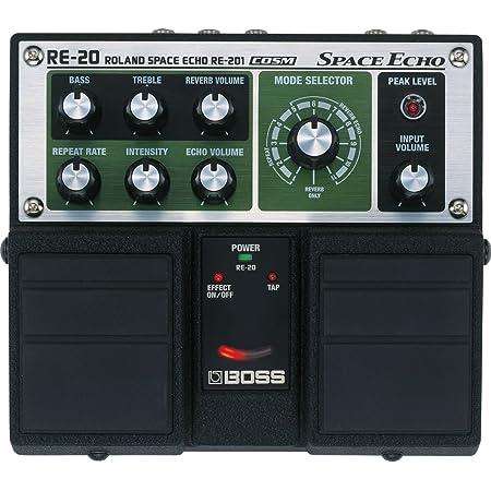 BOSS Electric Guitar Electronics (RE-20)