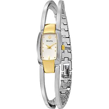 Bulova Women's 98T81 Bracelet Watch