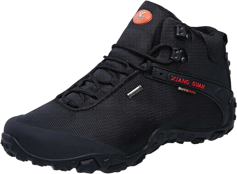 XIANG GUAN Men XG82283 Hiking Boots