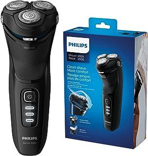 Philips Shaver series 3000 Nat & Droog elektrisch scheerapparaat (Model S3233/52)