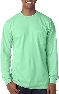 4410 - Long Sleeve Pocket T-Shirt