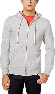 Tommy Hilfiger Mens Plains Drawstring Hoodie Sweatshirt