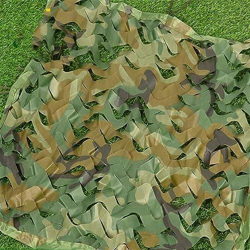 Filet de camouflage jungle Couverture de montagne Filet de camouflage Filet de camouflage CS Couverture d'ombrage Filet de jardinage