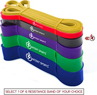 Best intey pull up assist band exercise resistance bands Reviews