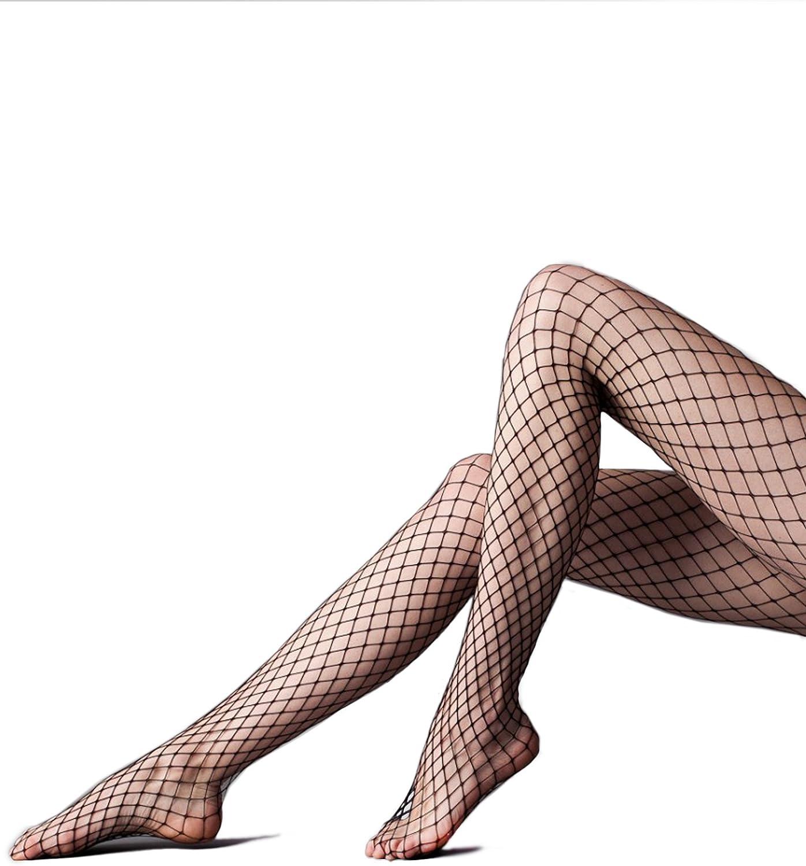 Fashion MIC Women's Fishnet Bundle Pack Cutout Pantyhose