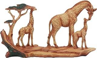 Ebros Safari Giraffe Family Statue 12