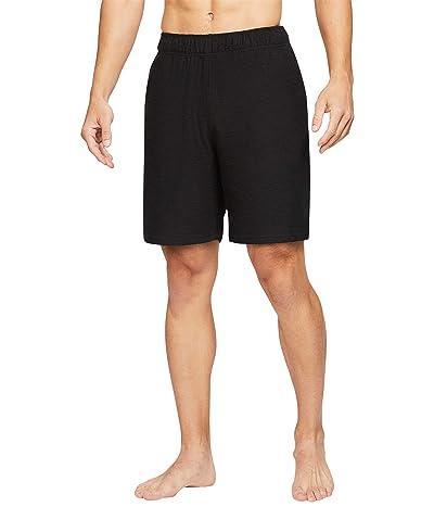 Nike Yoga Core Shorts (Black/Gray) Men