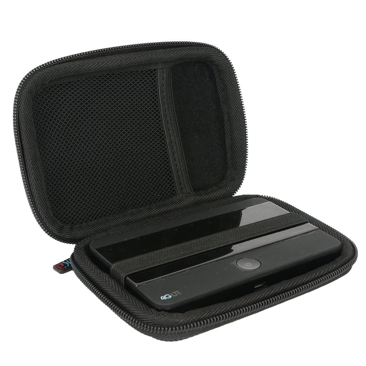 khanka para TP-Link M7350 - Enrutador inalámbrico 4G MiFi Móvil EVA Duro Viaje Estuche Bolso Funda: Amazon.es: Electrónica