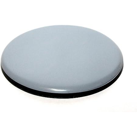 Ø 19 bis 65 mm Stärke 5 mm Teflongleiter Möbelgleiter rund selbstklebend