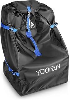Transporttasche für Kindersitz– Robuste Kindersitz Transporttasche Transportable Reisetasche für Autositz , kindersitz transporttasche vor Wasserdicht  Staubdicht