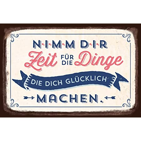 FRÜH KALT DUNKEL NICHTS FÜR MICH  Blechschild 21x15 cm 0031  Wandschild