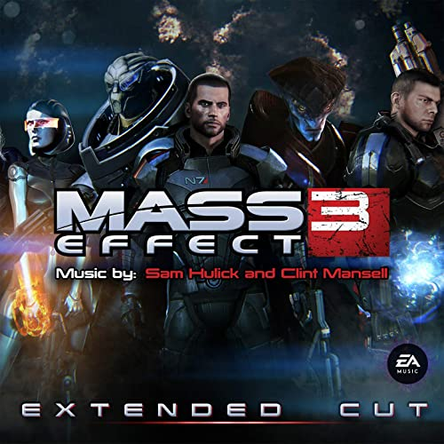 Mass Effect 3: Extended Cut (Original Soundtrack) by EA