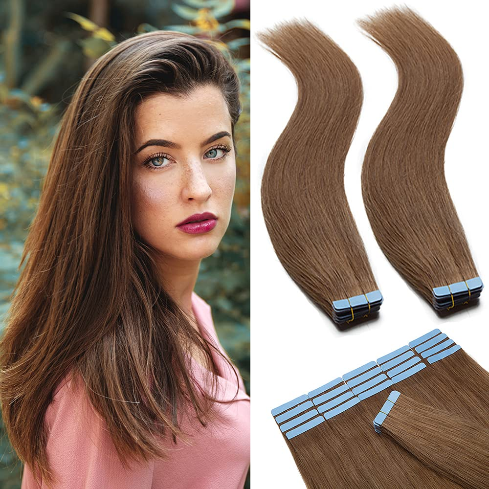 SEGO Tape In Hair Portland Mall Glue Extensions New York Mall Human Real