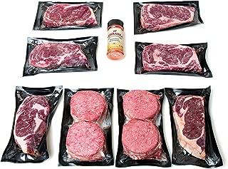Nebraska Star Beef Ribeye and Burger Package