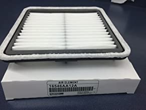 OEM Genuine Subaru Engine Air Filter Element 16546AA12A Forester Impreza Legacy WRX STI 2008-2018