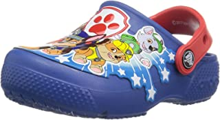 Crocs Kids' Fun Lab Boys Paw Patrol Clog