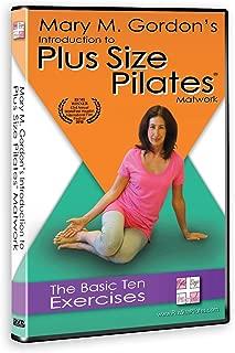 Plus Size Pilates Matwork - The Basic Ten Exercises